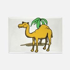 Cute camel Rectangle Magnet (10 pack)