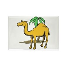 Cute camel Rectangle Magnet (100 pack)