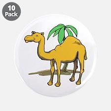 "Cute camel 3.5"" Button (10 pack)"