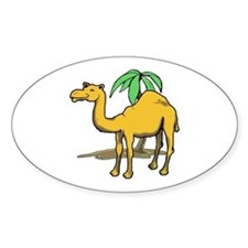 Cute camel Stickers