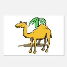 Cute camel Postcards (Package of 8)