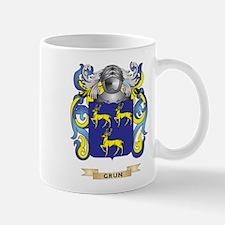 Grun Coat of Arms (Family Crest) Mug