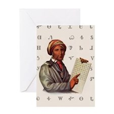 Sequoyah, The Cherokee Scholar Greeting Card