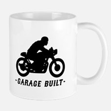 Garage Built Cafe Racer Mug