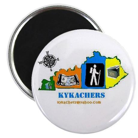"""kykacherslo 2.25"""" Magnet (100 pack)"""