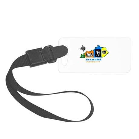 kykacherslo Luggage Tag