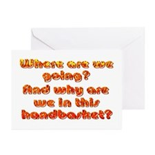 In a Handbasket Greeting Cards (Pk of 10)