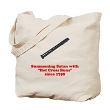 The Recorder Tote Bag