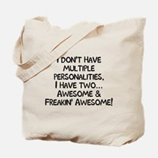 Awesome and Freakin' Awesome Tote Bag