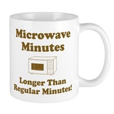 Microwave Regular Minutes Mug