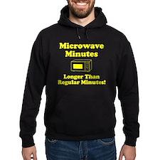 Microwave Regular Minutes Hoodie