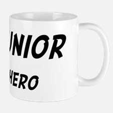 Junior is my hero Mug
