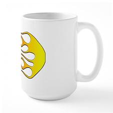 Cool Car Flames Mug
