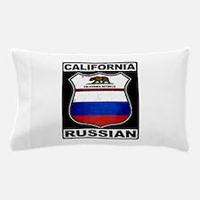 California Russian American Pillow Case
