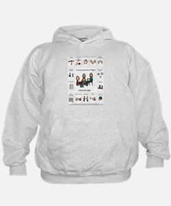 AAC Bill of rights Hoodie