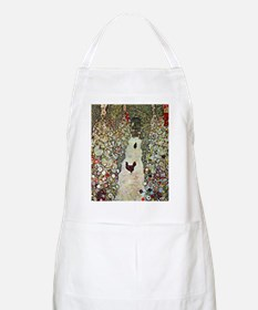 Garden Path with Chickens by Klimt Apron