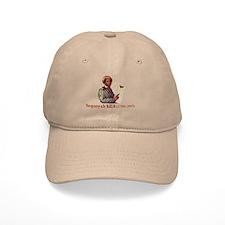 Sequoyah, The Cherokee Scholar Baseball Baseball Cap
