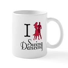 I (dance) Swing Small Mug