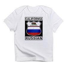California Russian American Infant T-Shirt