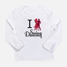 I (dance) Swing Long Sleeve T-Shirt