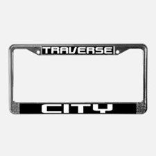 Traverse City License Plate Frame