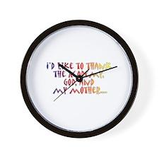 The Academy Wall Clock
