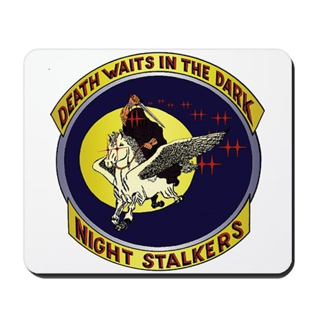 Night Stalkers Mousepad