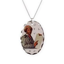 Sequoyah, The Cherokee Scholar Necklace