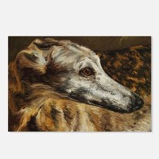 Greyhound Postcards (Package of 8)