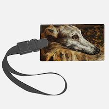 Greyhound Luggage Tag