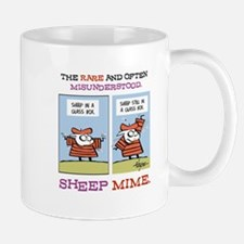 Rory: Sheep Mime Mug