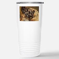 Bull Mastiff Travel Mug