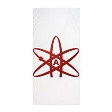 Atheist Beach Towel