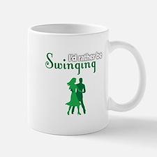 I'd Rather Be Swinging Small Small Mug