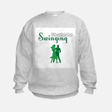 I'd Rather Be Swinging Sweatshirt