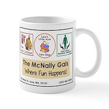 McNally Gals - Where Fun Happens Mug