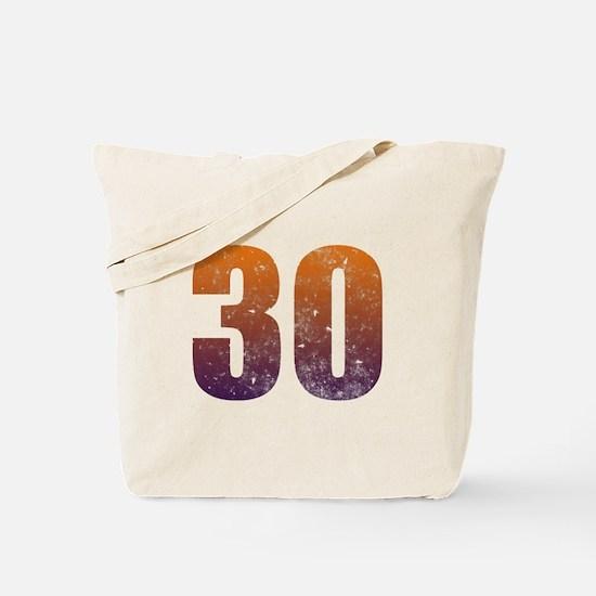 Cool 30th Birthday Tote Bag