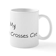 Love My Ragdoll-Persian Cross Mug