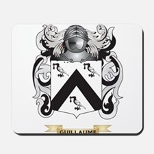 Guillaume Coat of Arms (Family Crest) Mousepad