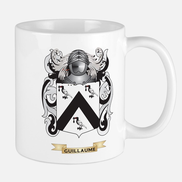 Guillaume Coat of Arms (Family Crest) Mug