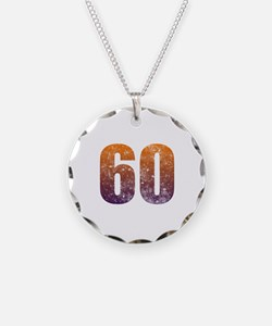 Cool 60th Birthday Necklace