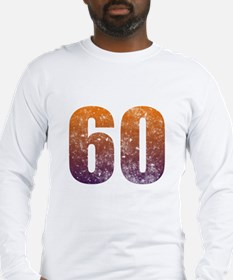 Cool 60th Birthday Long Sleeve T-Shirt