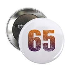 "Cool 65th Birthday Section 2.25"" Button"