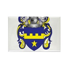Guillen Coat of Arms (Family Crest) Rectangle Magn