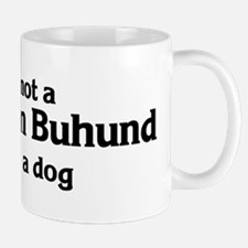 Norwegian Buhund: If it's not Mug