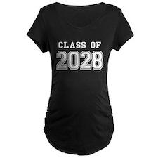 Class of 2028 (White) T-Shirt