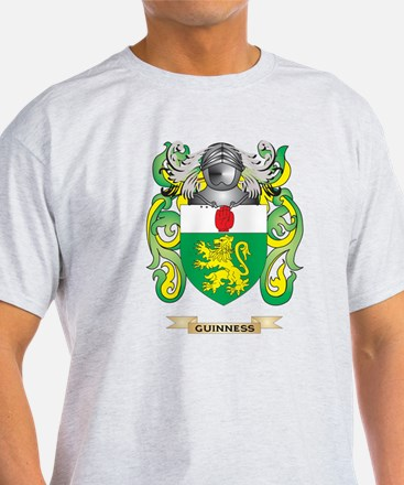 Guinness Coat of Arms (Family Crest) T-Shirt