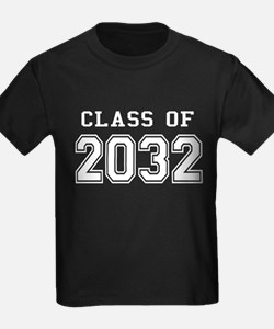 Class of 2031 (White) T