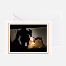 Cute Scary christmas Greeting Cards (Pk of 10)