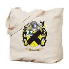 Gulliver Coat of Arms (Family Crest) Tote Bag